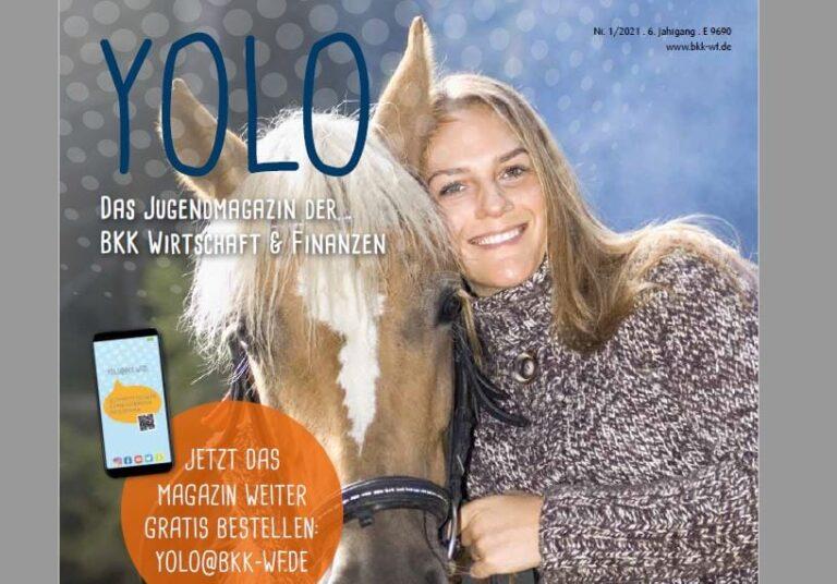 Jugendmagazin YOLO: Ab auf den Sattel