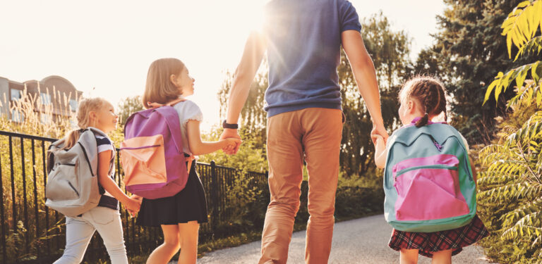 Eltern aufgepasst: Der erste Schultag nach den Sommerferien